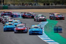 Estoril:  Lynk&Co monopoliseert podium met winst voor Ehrlacher, Monteiro nieuwe puntenleider