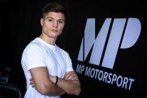 MP Motorsport bevestigt Lirim Zendeli voor de formule 2