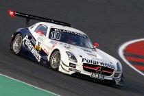 Dubbele pole positie voor HTP Polarweiss Mercedes Götz/Buhk