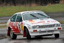 Alfa Romeo GTV6 na 28 jaar opnieuw aan de start Boucles de Spa