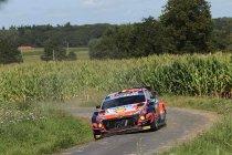 WRC: Neuville met voorsprong naar heimat in Ypres Rally