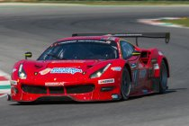 Scuderia Praha-Ferrari op pole voor Hankook 12H MUGELLO