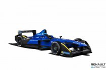 Renault e.dams toont nieuw kleurenschema
