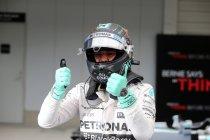 Mexico: Rosberg op pole - Räikkönen in de problemen