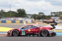Lucas di Grassi geblesseerd - Michele Rugolo valt in bij Ferrari