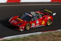 Bathurst 12H: Maranello Motorsport Ferrari wint na late crash Mercedes