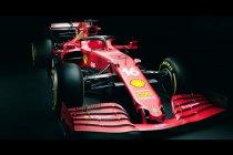 Ferrari toont de SF21