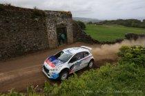 Rally van de Azoren: Abbring in strijd voor de zege