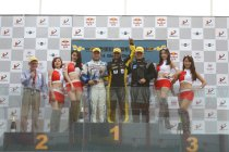 Clio Cup China: Naomi Schiff versterkt leidersplaats na winst en tweede plaats