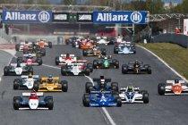 Masters Historic Racing & Belcar: Dit weekend 24 formule 1 bolides op Circuit Zolder
