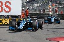 Monaco: Guanyu Zhou domineert eerste sprintrace