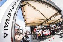 Sardinië: Toyota toont zich op shakedown
