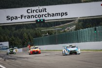 Spa Euro Race: Ward Sluys en Bas Schouten winnen race 1