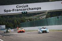 Spa Euro Race: Ward Sluys en Bas Schouten winnen race 1