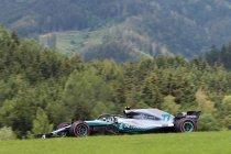Oostenrijk: Bottas op pole - Vandoorne haalt Q2 net niet