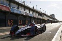 Valencia: Robin Frijns snelste tijd van de dag - Stoffel Vandoorne wint simulatierace