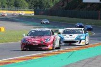 Spa Speedweek: Verbluffend debuut voor de Alpine A110 GT4