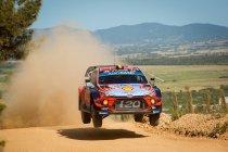 Toyota, Hyundai en M-Sport Ford bouwen hybride-WRC