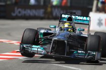 Monaco: Rosberg snelste in de vrije trainingen