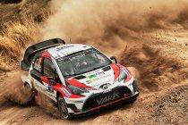 WRC Argentinië: Latvala bovenaan na shakedown