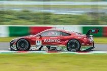 Autopolis: Baguette behoudt kans op de Super GT titel