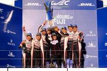 Fuji: Toyota domineert - Aston Martin wint GTE