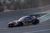 Hankook 24H Dubai: Bleekemolen zet Black Falcon-Mercedes-AMG GT3 op pole