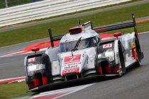 6H Silverstone: Audi wint erg spannende wedstrijd