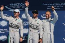 België: Hamilton pakt de pole - Mercedes dominant - Ferrari stelt teleur
