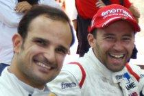 Monza: Mercedes claimt volledige eerste startrij