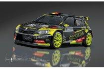 BRC en drie WRC's voor Sébastien Bédoret