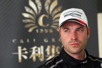Kevin Gleason in Monza aan de start met RC Motorsport