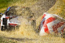 Duitsland: Dubbel voor Toyota op shakedown