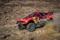 Dakar: Loeb strandt en geeft op