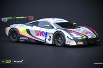 Jenson Button debuteert in British GT