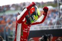 Hungaroring: Eerste zege voor Mick Schumacher
