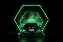 Lamborghini viert productie van 400e Huracán-racewagen