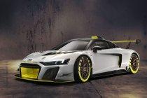 Audi verrast met voorstelling van Audi R8 LMS GT2