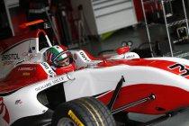 GP3: testdagen Estoril: Dino Zamparelli vooraan op eerste testdag