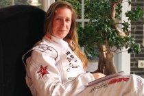 24H Zolder: Racing Stars-pilote Emilie Bittoun vraagt raad aan Bert Longin