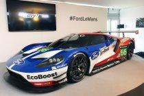 Ford keert terug naar Le Mans met de legendarische GT