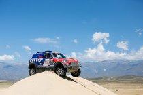 Dakar plooit terug op Peru na njet van Bolivië, Ecuador en Chili