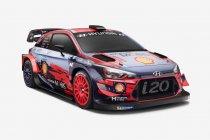 WRC-teams bekennen kleur