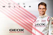 Nico Müller trekt naar Geox Dragon