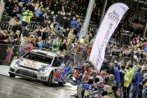Rally van Wales: Ogier en Volkswagen zetten de kers op de taart
