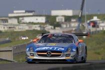 Zandvoort: Mercedes voert tabellen aan na vrije trainingen