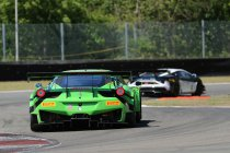 Zolder: Ferrari op kop in bloedhete vrije training