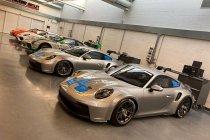 NGT met jong Belgisch talent naar Porsche Carrera Cup Benelux 2021