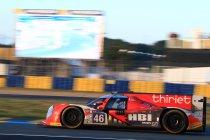 NEWSFLASH: LMP2-Leider TDS Racing Ligier JS P2 traag onderweg