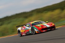 Fisichella en Beretta versterken AF Corse GTE-Pro Ferrari's